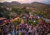VIDEO: WooMooN - Day, night, music, art and love., Ibiza