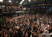 Backstage at Amnesia with ABODE and Do Not Sleep, Ibiza