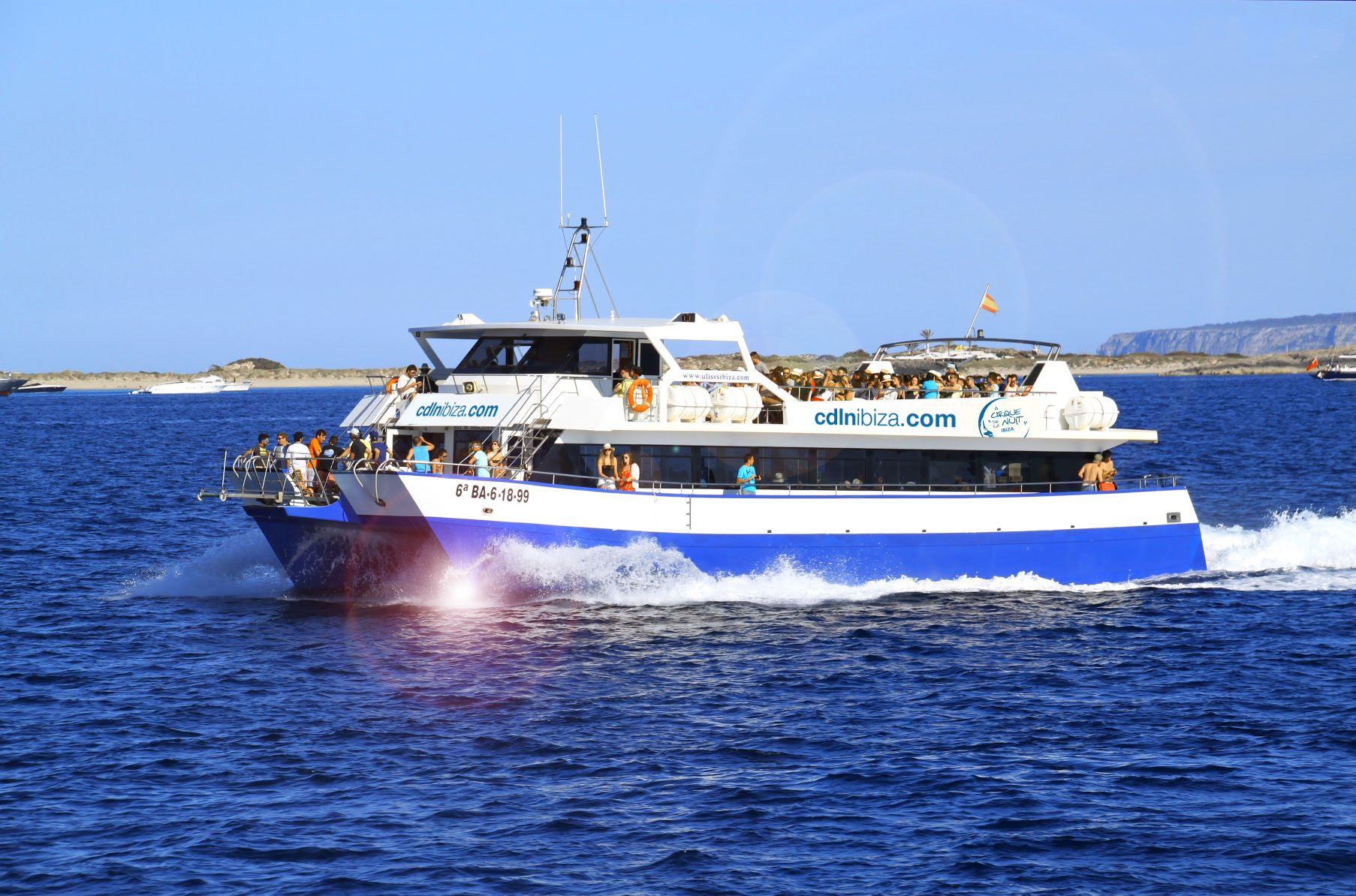 Boat Parties Ibiza Info Dj Listings And Tickets